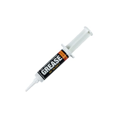Shooter's Choice 10cc Syringe Synthetic All Weather High Tech Grease (Packaging May Vary)