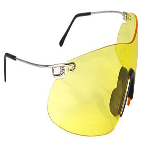Radians Clay Pro Eye Protection Glasses (Amber), One Size