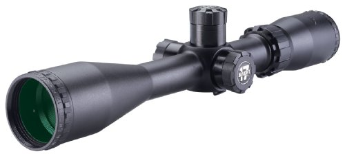 6-18X40mm, 30/30 Duplex Reticle, Side Parallax, Black, 6-18x40mm