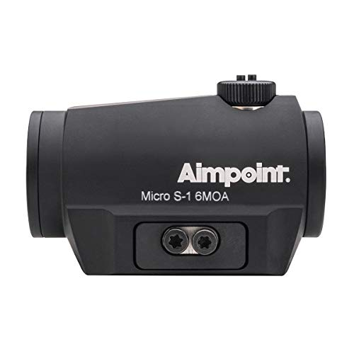 Aimpoint Micro S-1 Red Dot Reflex Sight - 6 MOA - Shotgun Rib Sight - 200369
