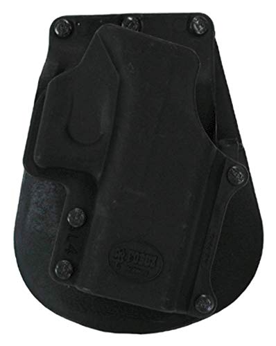 Fobus GL4 Standard Holster for Glock 21SF (picatinny rail only), 29, 30, 30S, 30SF, 39, Smith & Wesson Sigma Series, Right Hand Paddle