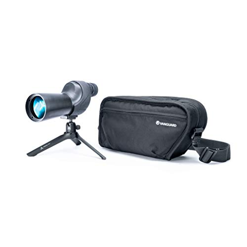 VANGUARD Vesta Spotting Scope Kits Include Spotting Scope, Tabletop Tripod, and Padded Carrying Bag
