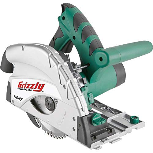 Grizzly Industrial T10687 - 6-1/4' Track Saw