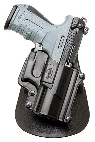 Fobus Standard Holster RH Paddle WP22 Walther Model P22 , Black