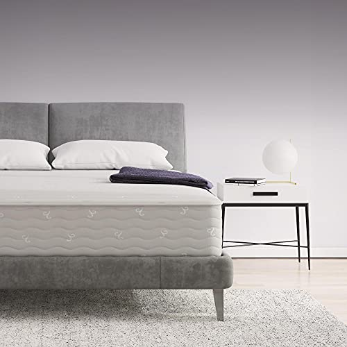 Signature Sleep Contour 10' Reversible Mattress, Independently Encased Coils, Bed-in-a-Box, Full