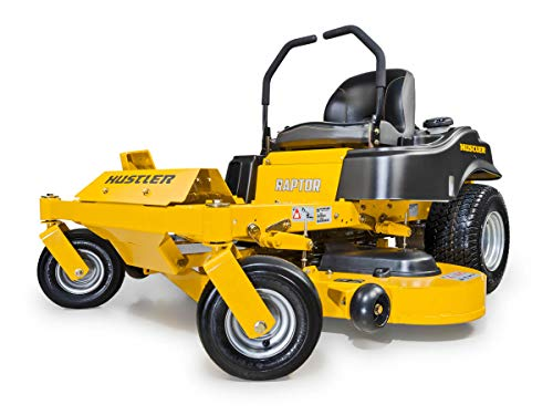 Hustler Turf Equipment 52' Raptor Zero Turn Riding Lawn Mower