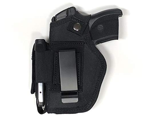 Nylon OWB Side/ Hip Holster Fits Hi-Point C-9,CF-380, 9mm for Outside The Waistband.