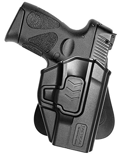 Tactical Scorpion Gear Modular Level II Retention Paddle Holster: Fits Ruger LC9 LC9s LC380