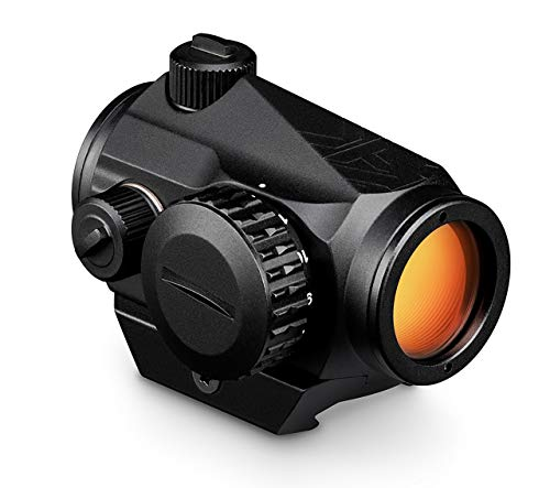Vortex Optics Crossfire Red Dot Sight Gen II - 2 MOA Dot , Black