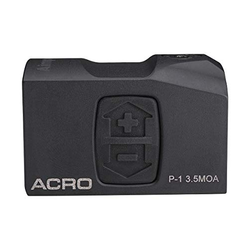 Aimpoint Acro P-1 Red Dot Reflex Sight, No Mount - 3.5 MOA - 200504