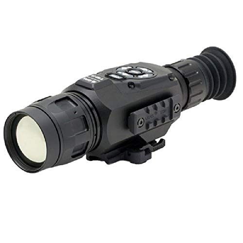 ATN ThOR-HD 384 4.5-18x, 384x288, 50 mm, Thermal Rifle Scope w/ High Res Video, WiFi, GPS, Image Stabilization, Range Finder, Ballistic Calculator and IOS and Android Apps