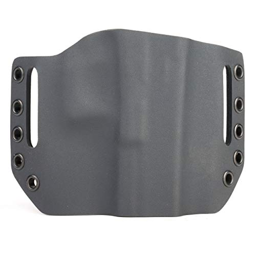 Infused Kydex USA Black OWB Holster (Right-Hand, for Taurus TX22)
