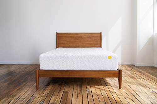 Revel Premium Cool Mattress (Twin), Featuring All Climate Cooling Gel Memory Foam and LiftTex Alternative Latex, Made in the USA with a 10-Year Warranty, Amazon Exclusive