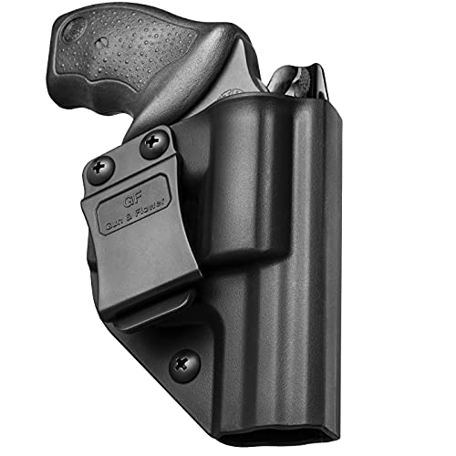 IWB Holster Compatible with Taurus 85 and S&W 637 642 638 43 442 Revolvers, Not for Protector Models