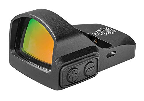 Truglo TG8100B Red-Dot Sight, Micro, Tru-Tec, black