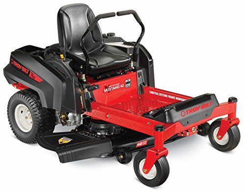 Troy-Bilt 42 XP Mustang 22HP 42-inch Zero Turn Mower