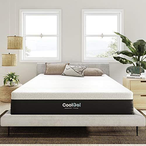Classic Brands Cool Gel 12' King Ventilated Gel Memory Foam Mattress