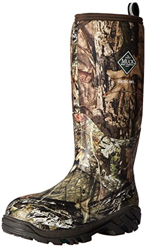 Muck Boot mens Arctic Pro Snow Boot, Mossy Oak Country, 10 US