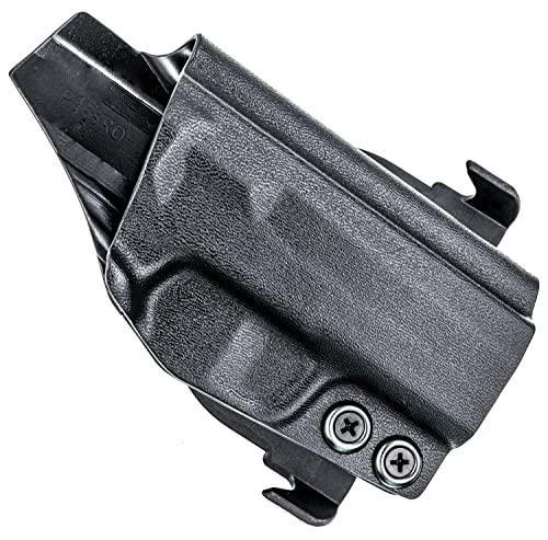 Concealment Express OWB Paddle KYDEX Holster fits Sig Sauer P365 | Right | Black