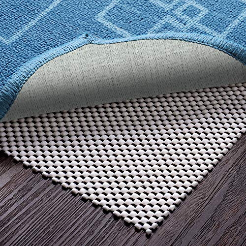 Veken Non-Slip Rug Pad Gripper 5 x 7 Feet Extra Thick Pad for Any Hard Surface Floors, Keep Your Rugs Safe and in Place