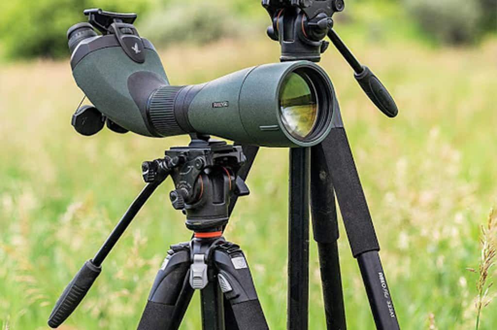 whats the purpose of a spotting scope tripod