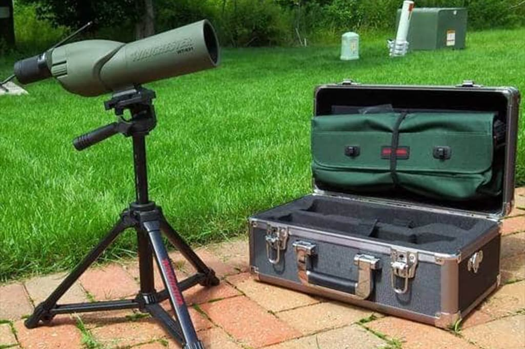 what are the best spotting scopes for 1000 yards