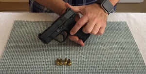 How to load a gun